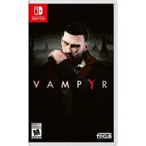 Vampyr - Switch - Nintendo