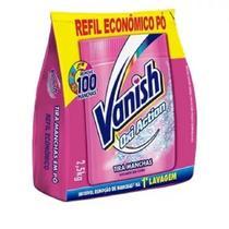 Vanish Oxi Action Tira Manchas Em Pó Refil Econômico 2,5kg -