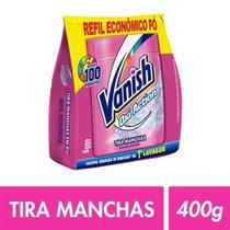 Vanish Oxi Action Tira Manchas em Pó Refil Econômico 400g -