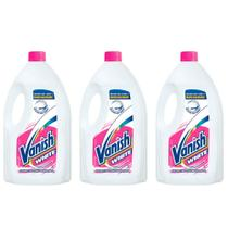 Vanish White Alvejante Líquido 3 L (Kit C/03) -