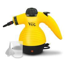 Vaporizador de Limpeza Portatil Higienizador Casa Roupas Sofa Estofado Agua 220V - Ab Midia