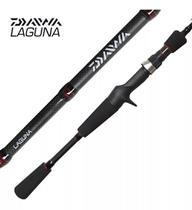 Vara Daiwa Laguna 562mhfb 10 - 25lbs 2 P. 1,68m Carretilha -