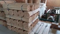 Varetas de Bambu  - 4.5 mm - 60 centimetros - 500 unidades - Infinito Bambu