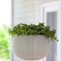 Vaso Cozy S With Hanging 710227  Keter -