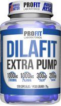 Vasodilatador Dilafit Extra Pump 120 Capsulas - Profit -