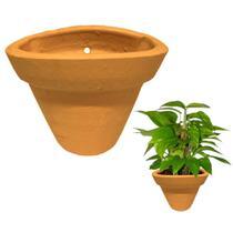 Vasos de Ceramica Colonial para Parede Tamanho Pequeno  Mandiali -