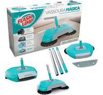 Vassoura Mágica 360 Microfibra Flash Limp -