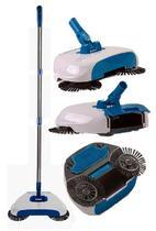 Vassoura Mágica 360º  3 Em 1 Aspirador Pá Limpeza Prático Resistente Perfect -