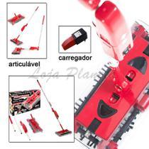 Vassoura Magica Elétrica Sem Fio Recarregável Jiaxi 110V Sweeper -