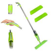 Vassoura Magica Esfregão Mop Spray Com 2 Refil Extra - Vendasshop Utensilios De Limpeza