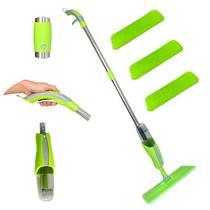 Vassoura Magica Esfregão Mop Spray Com 3 Refil Extra - Vendasshop Utensilios De Limpeza