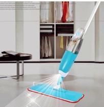 Vassoura Mágica Esfregão  Spray Com Reservatório Limpeza - Dubai