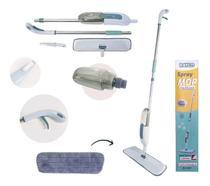Vassoura Magica Esfregao Spray Mop Com 1 Refil Limpeza Ho058 - Multilaser