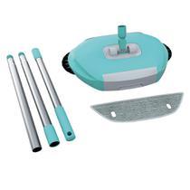 Vassoura Mágica Flash Limp Varre Recolhe Modelo Feiticeira -