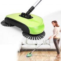 Vassoura Magica Limpa 360º Cerdas Giratoria E Base Flexível - Clink