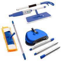 Vassoura Magica, Mop Tira Pó Esfregão 40 Cm, Mop Spray - Vendasshop utensilios de limpeza