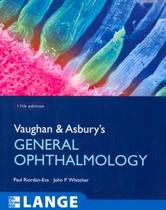 Vaughan & asbury´s general ophthalmology - 17th edition - Mhp - Mcgraw Hill Professional -