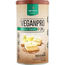 VeganPro - 550g Torta de Banana- Nutrify -