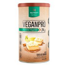 VeganPro Proteína Vegetal Torta de Banana 550g Nutrify -
