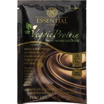 Veggie Cacao Protein Sachê 36g - Essential Nutrition -