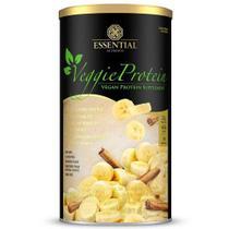 Veggie Protein Banana com Canela 462g Essential Nutrition -
