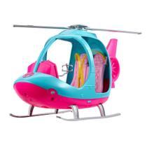 Veículo Barbie - Helicóptero da Barbie - Mattel -