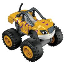 Veículo Básico - Blaze and The Monsters Machine - Amarelo - Fisher-Price - Fisher Price