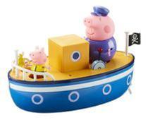 Veículo Da Peppa - Barco do Vovô Pig - Sunny