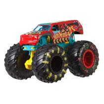 Veículo Die Cast - Hot Wheels - 1:64 - Monster Trucks - Dem Derby - Mattel