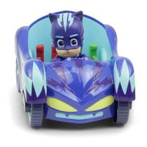 Veiculo do Heroi com Personagem PJMASKS Felinomovel DTC 4158 -