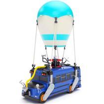 Veículo e Figura - Ônibus de Batalha e 1 Boneco Exclusivo - Fortnite - Fun -