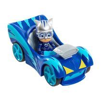 Veículo e Figura PJ Masks Speed Booster Menino Gato 4813 DTC -