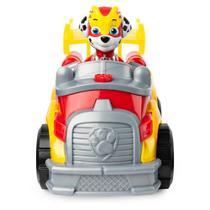 Veículo e Mini Figuras - Patrulha Canina - Mighty Pups - Super Paws - Deluxe - Marshall - Sunny -