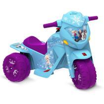 Veículo Elétrico - Moto - 6V - Disney - Frozen - Bandeirante -