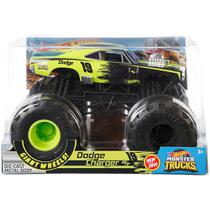 Veículo Hot Wheels - 1:24 - Monster Trucks - 1970 Dodge N2 - Mattel