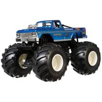 Veículo Hot Wheels - 1:24 - Monster Trucks - Bigfoot - Mattel
