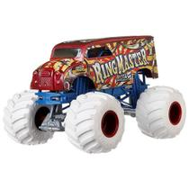 Veículo Hot Wheels - 1:24 - Monster Trucks - Ring Master - Mattel