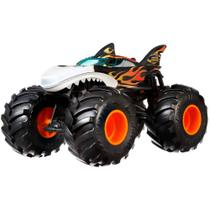 Veículo Hot Wheels - 1:24 - Monster Trucks - Shark Wreak - Mattel