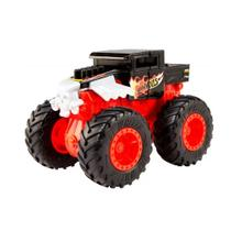 Veículo Hot Wheels - 1:43 - Monster Trucks - Bash Ups - Bone Shaker - Mattel