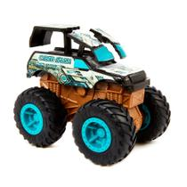 Veículo Hot Wheels - 1:43 - Monster Trucks - Bash Ups - Cyber Crush - Mattel