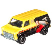 Veículo Hot Wheels - Cultura Pop - 1:64 - Série Star Trek - Ford - Ford Transit Supervan - Mattel