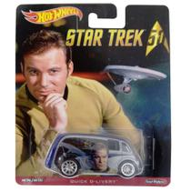 Veículo Hot Wheels - Cultura Pop - 1:64 - Série Star Trek - Quick D-Livery - Mattel