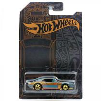 Veículo Hot Wheels - Escala 1:64 - Satin e Cromado - 1967 Custom Pontiac Firebird GHH73/GHN96 - Mattel