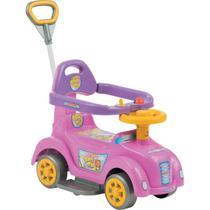 Veiculo para Bebe BABY CAR Rosa - Biemme