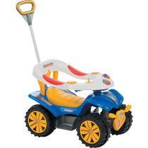 Veiculo Para Bebe Dudu Car Style Articulado Azul - Biemme