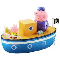 Veiculo - Peppa Pig - Barco do Vovo Pig SUNNY -