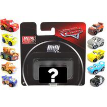 Veiculo Surpresa Metal Mini Racers Carros Disney Pixar Fkl39 - Mattel