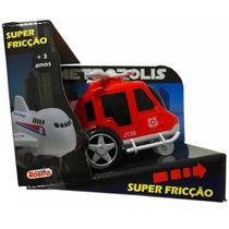 Veículos com super fricção Metropolis - Rosita
