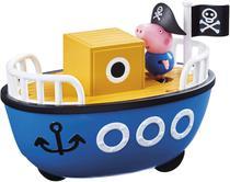 Veiculos da peppa sortidos barco do vovo - sunny -