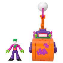 Veículos - Imaginext DC Super Amigos - Veículo Destruidor do Coringa - Fisher-Price - Fisher Price